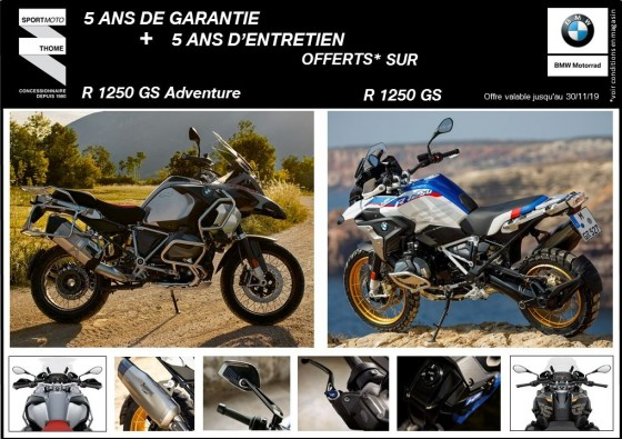 [RIDERS WEEKS] – 5 ANS de Garantie & d'Entretien offerts - large #1