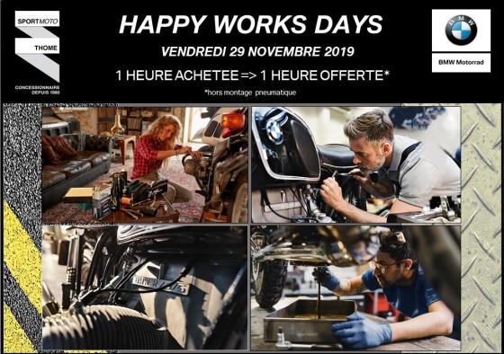 [HAPPY WORKS DAYS] – Ils sont de RETOUR ! - large #1