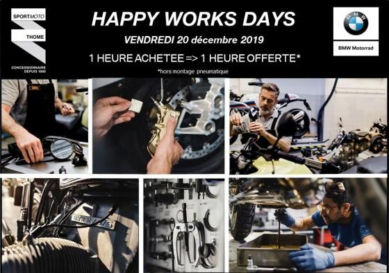 [HAPPY WORKS DAYS] – Bon Plan Atelier - large #1