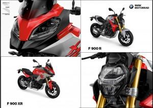 [F 900 XR & F 900 R] - medium