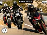 [F 900 R & F 900 XR] A L'ESSAI - thumbnail #1