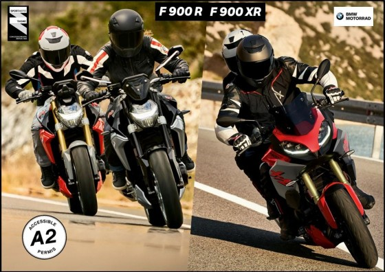 [F 900 R & F 900 XR] A L'ESSAI - large #1