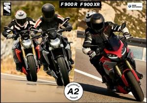 [LANCEMENT NOUVELLES F 900 R & F 900 XR] - medium