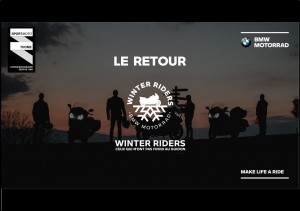 [WINTER RIDE - LE RETOUR] - medium