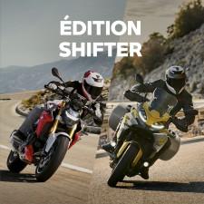 F 900 R / XR SHIFTER EDITION - medium