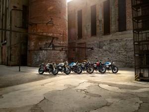 Nouvelles BMW R NINE T - medium