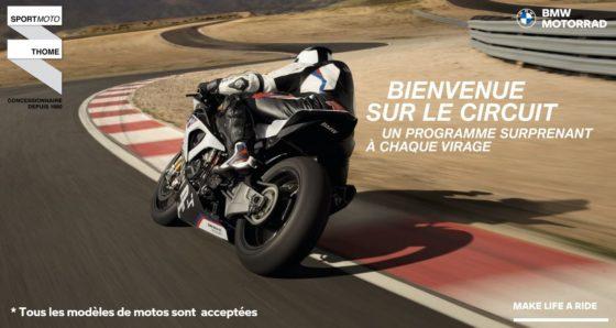 Box Expérience TrackDays BMW Motorrad 2021 - large #1