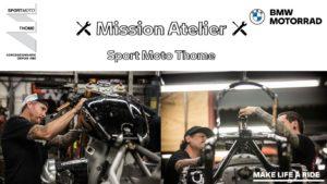 Opération Atelier Sport Moto Thome - medium